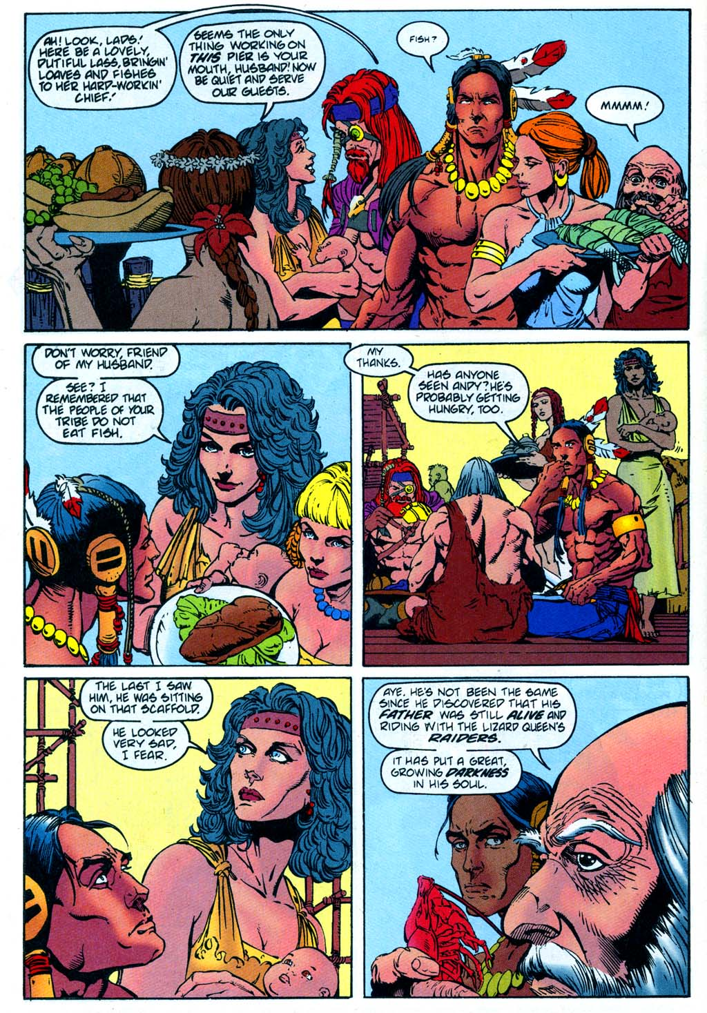 Read online Turok, Dinosaur Hunter (1993) comic -  Issue #47 - 5