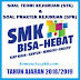 Soal Ujikom Program Keahlian Teknik Otomotif SMK MAK Tahun 2018/2019