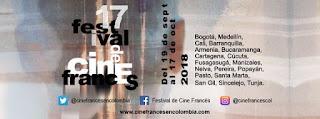 17 FESTIVAL DE CINE FRANCÉS