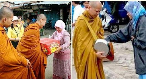 Wirathu, Tidakkah Engkau Melihat Balasan Umat Islam, Atau Engkau Pura-pura Buta?