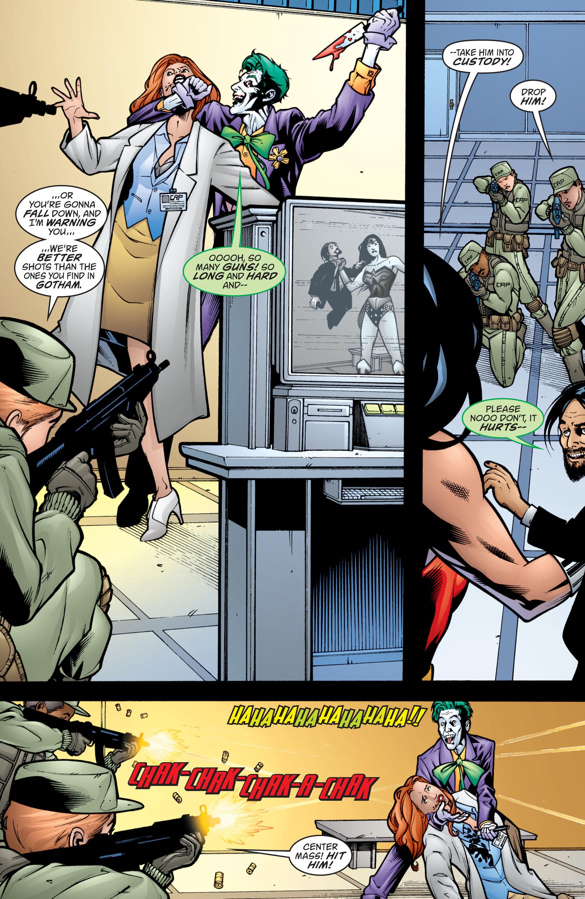 Read online Wonder Woman (1987) comic -  Issue #205 - 15