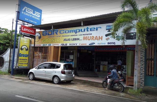 BDR Computer Pati