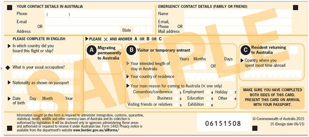 Tips Di Bagian Imigrasi Saat Pergi Berkunjung Ke Australia