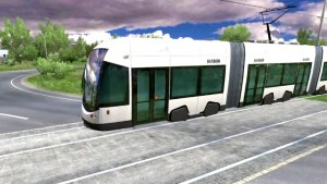 France Tram sound mod by Piva