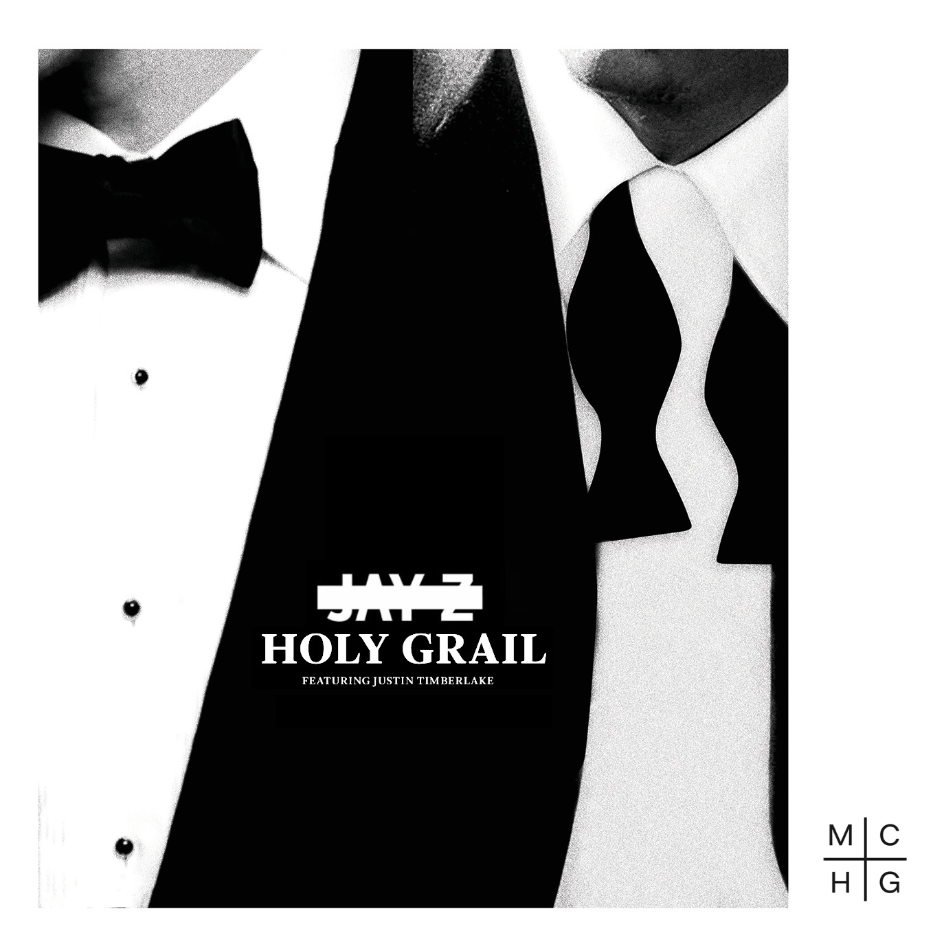 Just Cd Cover: JAY Z featuring Justin Timberlake : HOLY