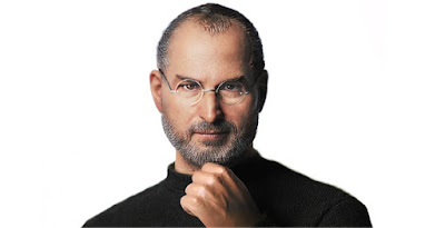 Steve Jobs: Adoption was the first of many 'connected dots' in my life