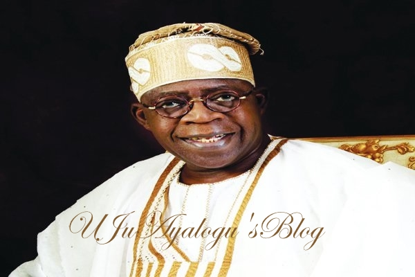 Reelecting Buhari is a task that must be done -Tinubu