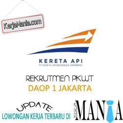 Lowongan Kerja PKWT PT Kereta Api Indonesia