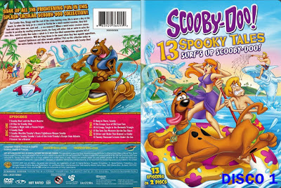 Scooby-Doo! 13 Contos Assustadores: Dia de Surf