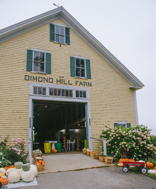 dimond hill farm new hampshire