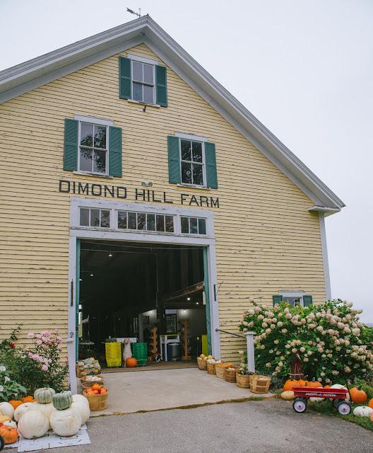 dimond hill farm new hampshire