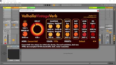 ValhallaDSP – Valhalla VintageVerb v1.7.1 (VST, RTAS, AAX, AU) [Win OSX x86 x64]