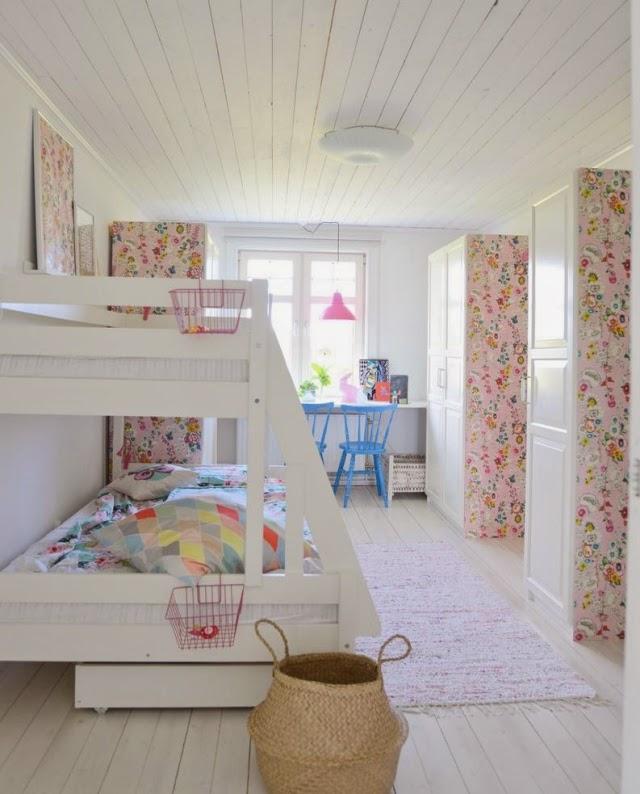 lindo dormitorio niña