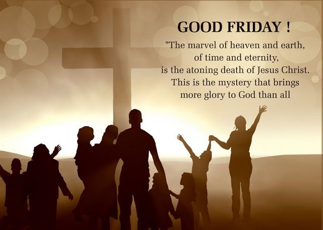 Good Friday Wishes For Family And Friends