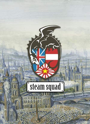 Steam Squad PC Full