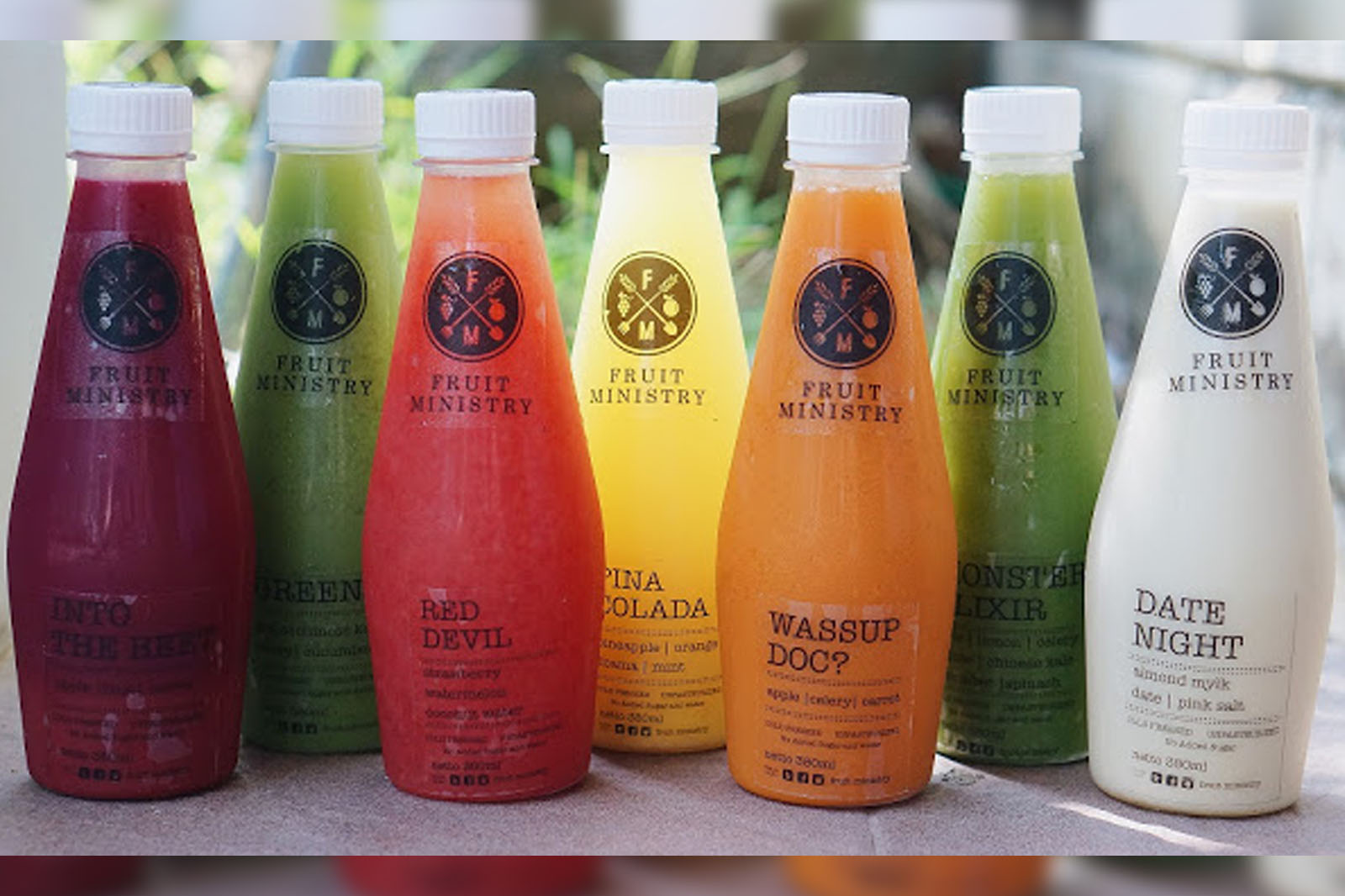 Trying Out One Day Juice Detox with Fruit Ministry! (Review