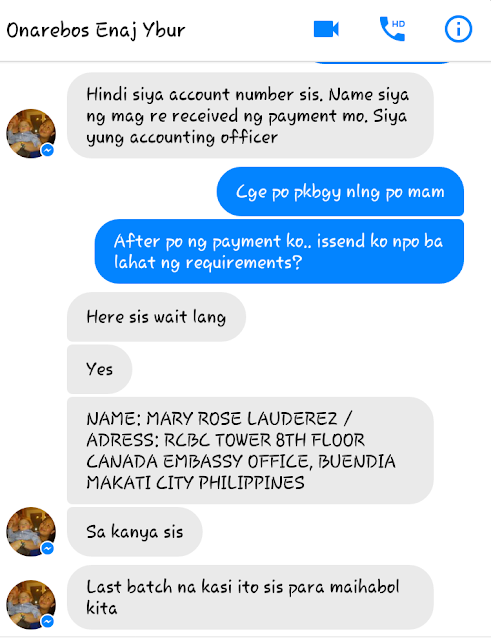 Cherry Mae Tejada Surfaced! But who is Mary Rose Lauderez? Be informed, Avoid Scammers!