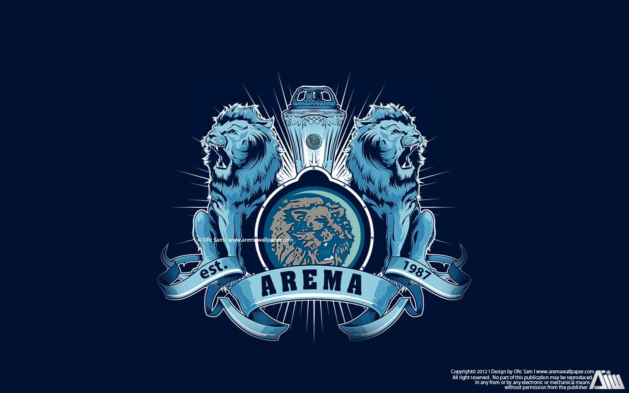 Gambar Wallpaper Arema Fc Gudang Online Home 2013 Logo Terbaru