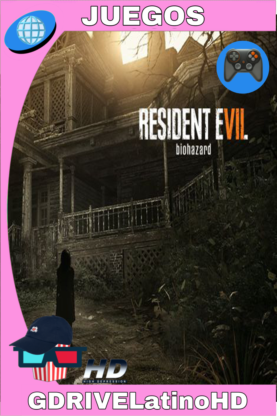 Resident Evil 7 Biohazard Gold Edition[PS4][5.05][PKG]