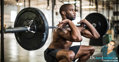 How to Prevent Weight Lifting Injuries - El Paso Chiropractor