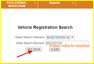 ap rta vehicle registration address