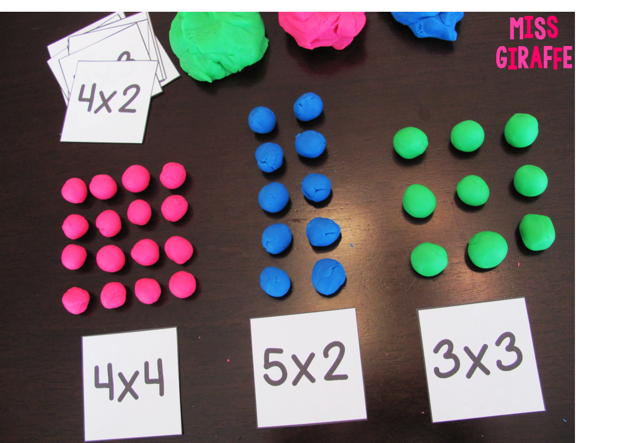 La Multiplication Apprentissage De La Multiplication A L