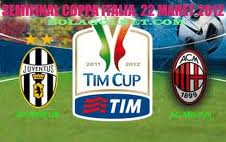 Hasil video Juventus VS AC Milan 10/01/2013