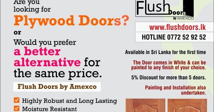 Are you looking for Plywood Doors? | Powercampaigner