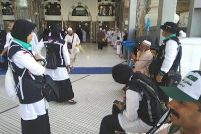 Petugas Haji di Sektor Dikerahkan Untuk Perkuat Seksus Haram