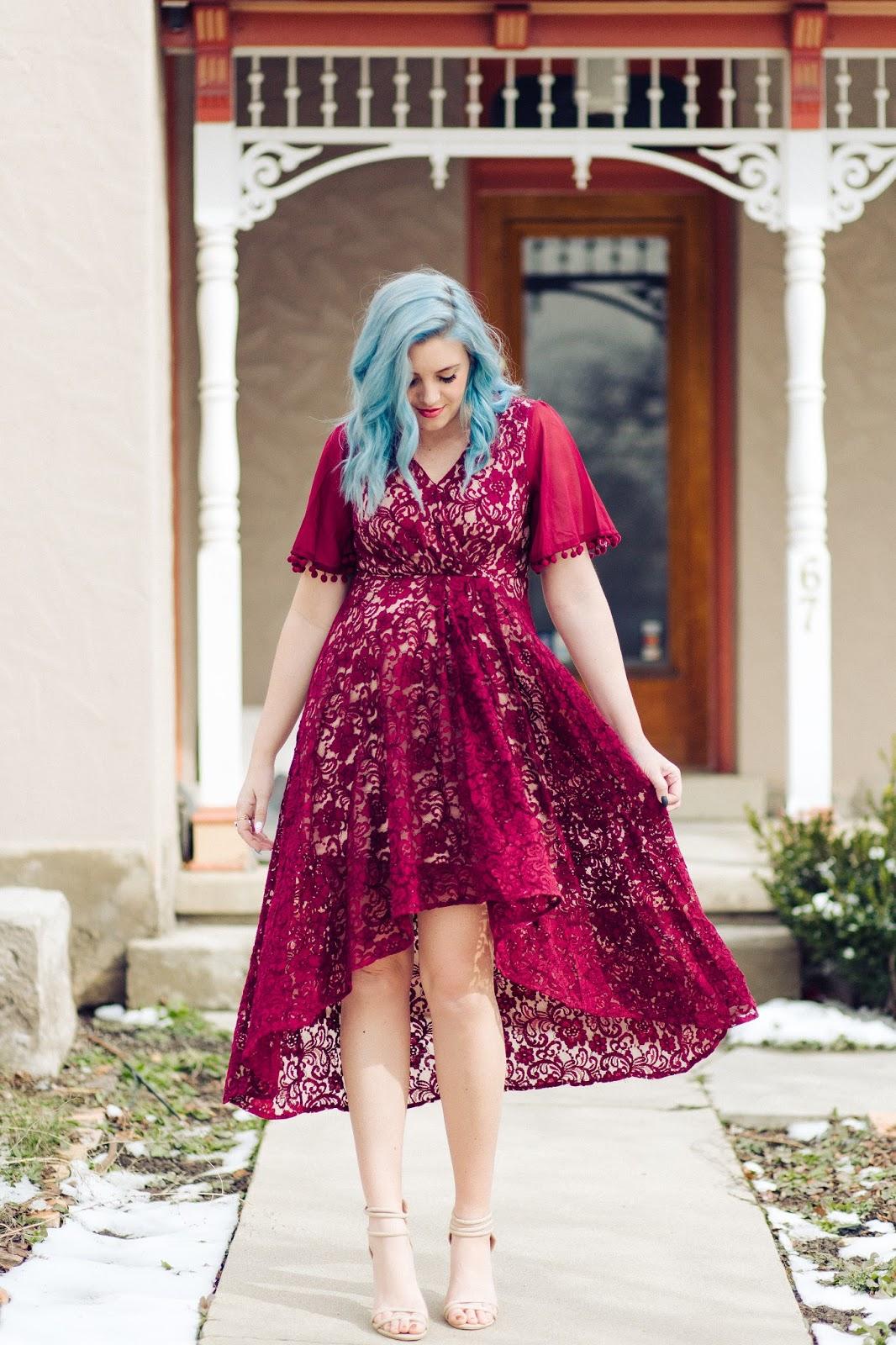 High Low Dress, Wedding Dress, Bridesmaid Dress