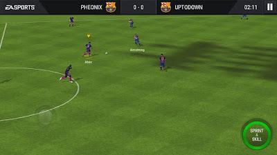 لعبة FIFA Mobile Soccer كاملة و مدفوعة للأندرويد - تحميل مباشر