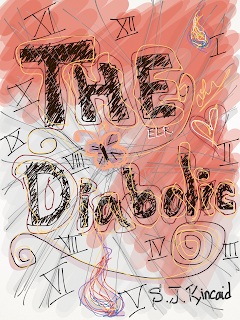 the diabolic, book, SJ Kincaid, artwork, Bamboo paper, The Book Portal, romance, fiction, future, space, action, politic, young adult