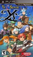 Ys Seven ISO/CSO [English] PSP