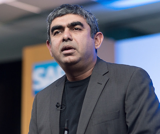 Vishal Sikka To Remain The CEO Of Infosys Till 2021