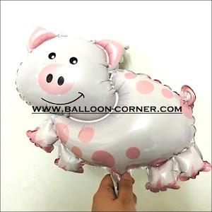 Balon Foil Babi Mini