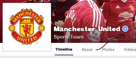 Verifikasi Akun Facebook