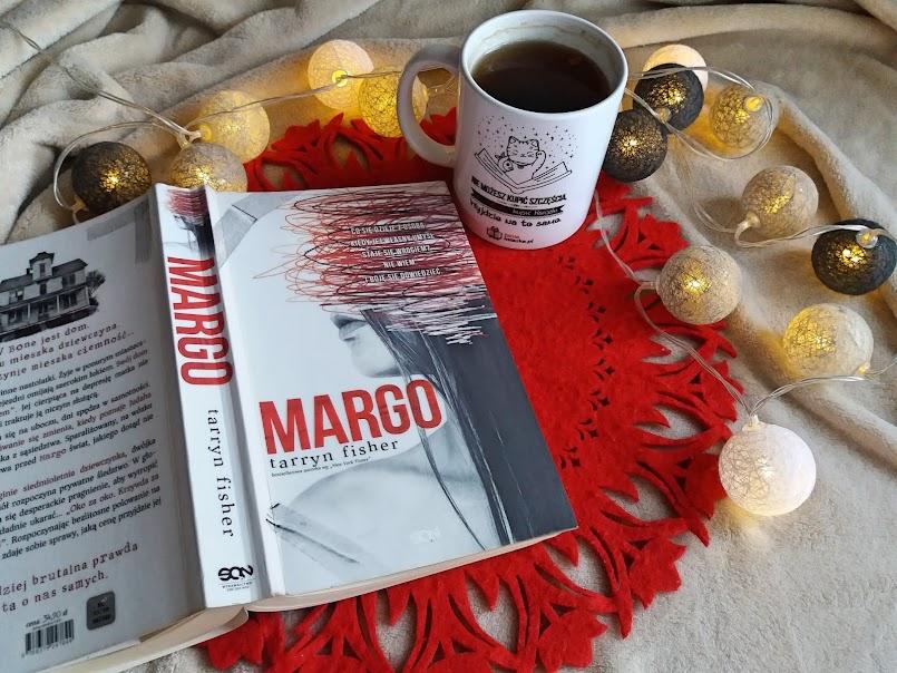 """Krzywda za krzywdę: """"Margo"""" - Tarryn Fisher"""
