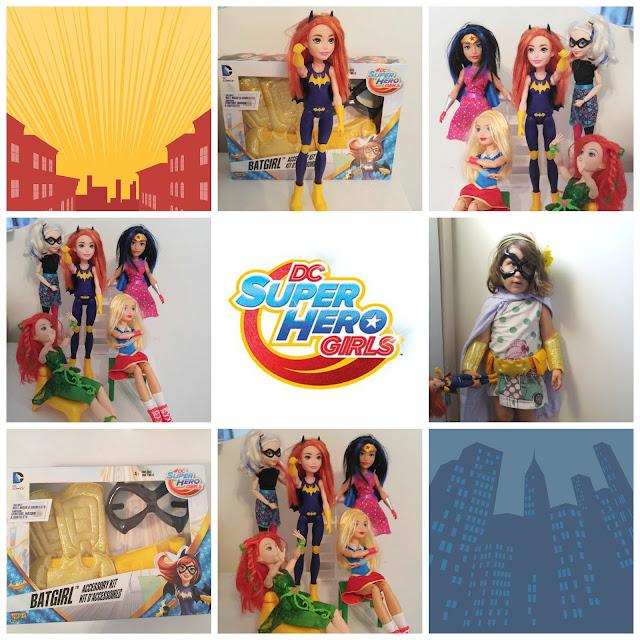 #DCSuperHeroGirls #GetYourCapeOn Film et Ce que le ComicCon de San Diego a dévoilé