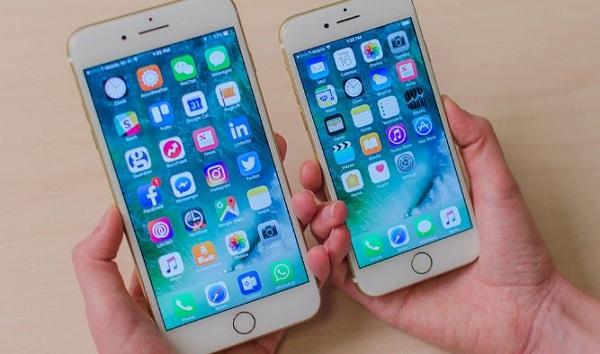 sửa iPhone 7 uy tín