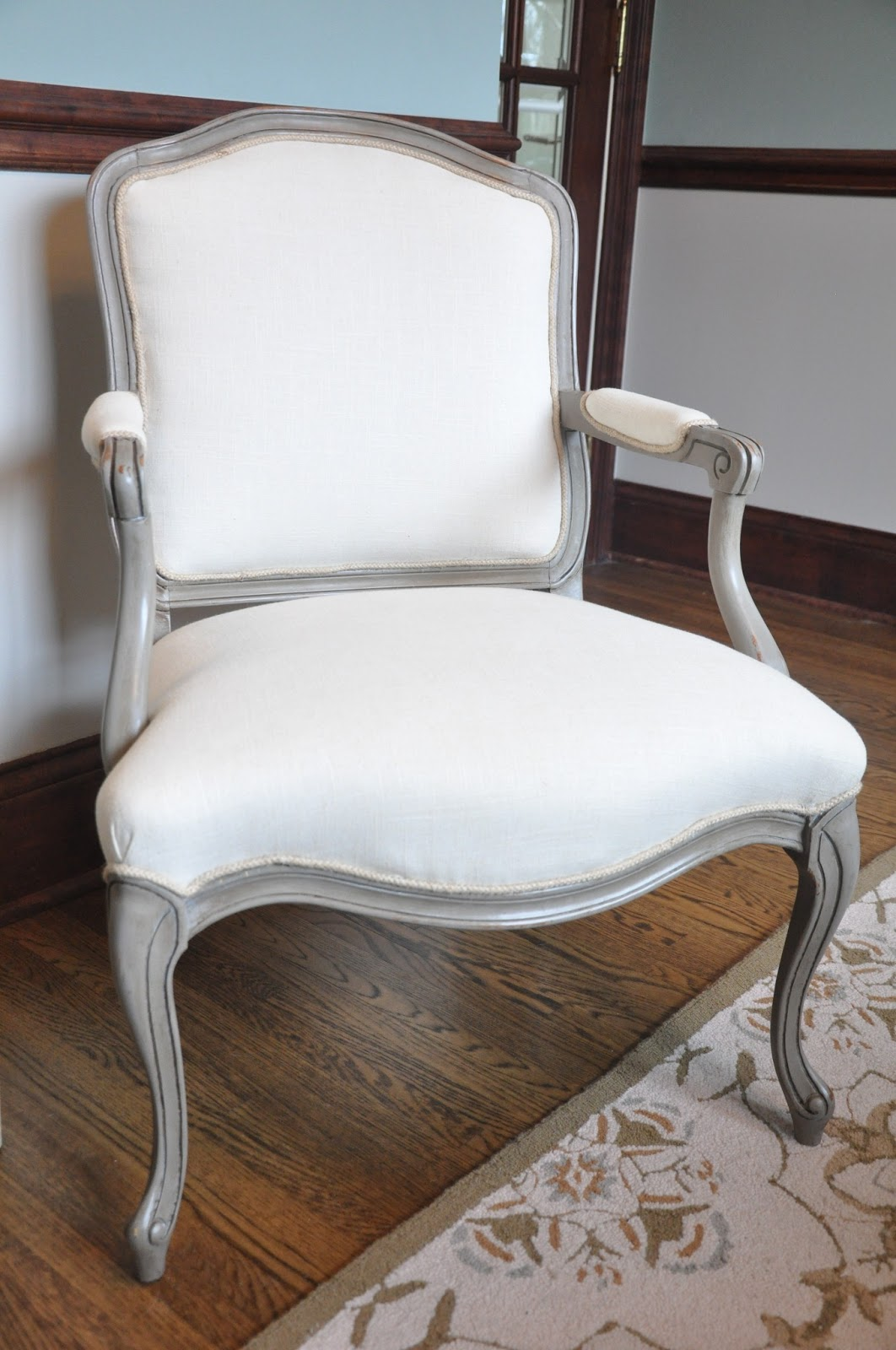 Chalk Paint Chairs Serendipity Refined Blog French Style Side Chair Makeover