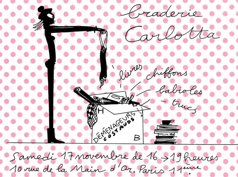 rue de la forge royale vide fourbi chez carlotta. Black Bedroom Furniture Sets. Home Design Ideas