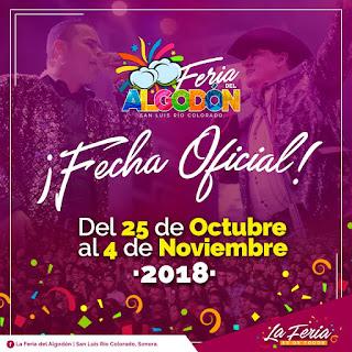 feria san luis río colorado 2018
