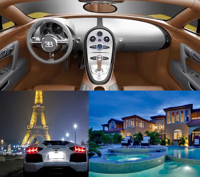 Photos of Luxury Lifestyle of Dollar Millionaires and Billionaires in Pictures