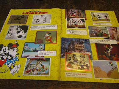 Panini Mickey Mouse Sticker Story