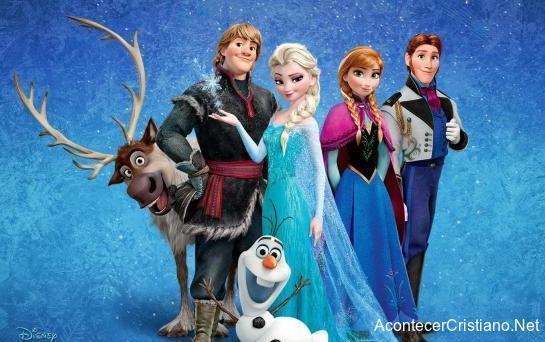 Película Frozen promueve homosexualidad en los niños