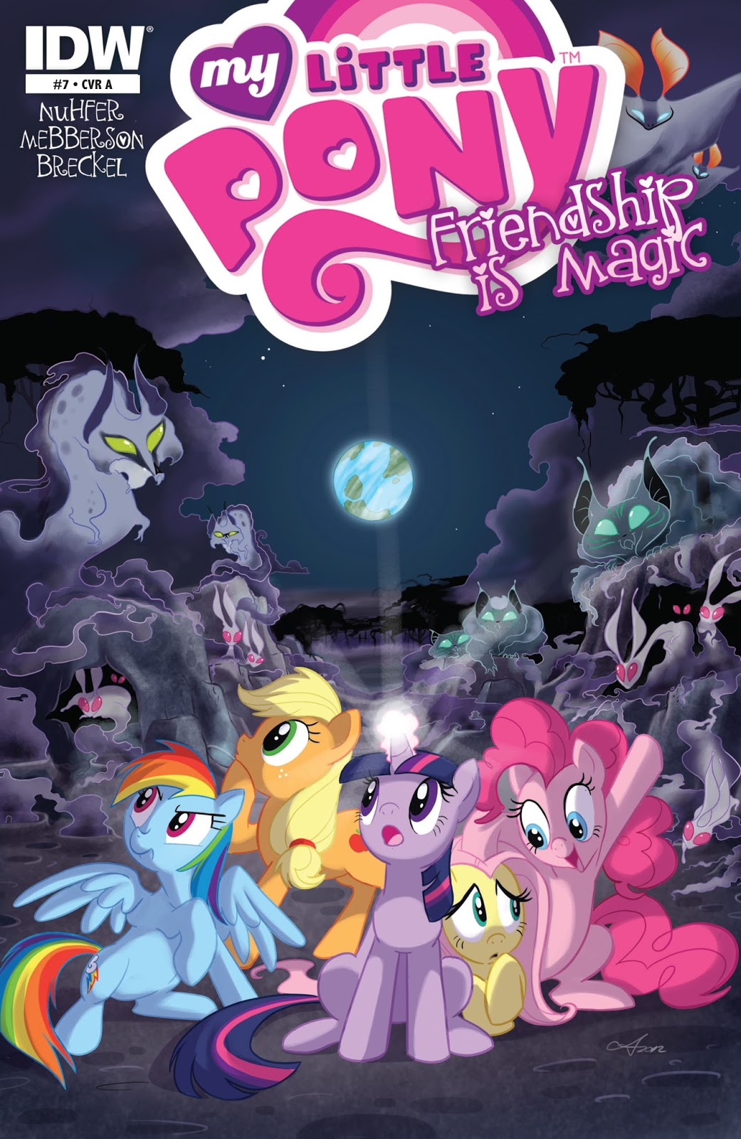 Equestria Daily  MLP Stuff Lets Review The Nightmare