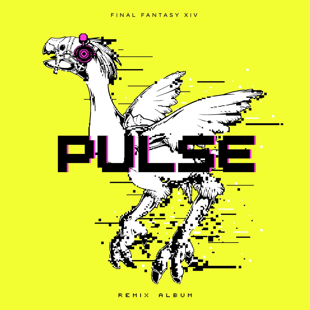 Pulse FINAL FANTASY XIV Remix Album [2020.09.30+MP3+RAR]