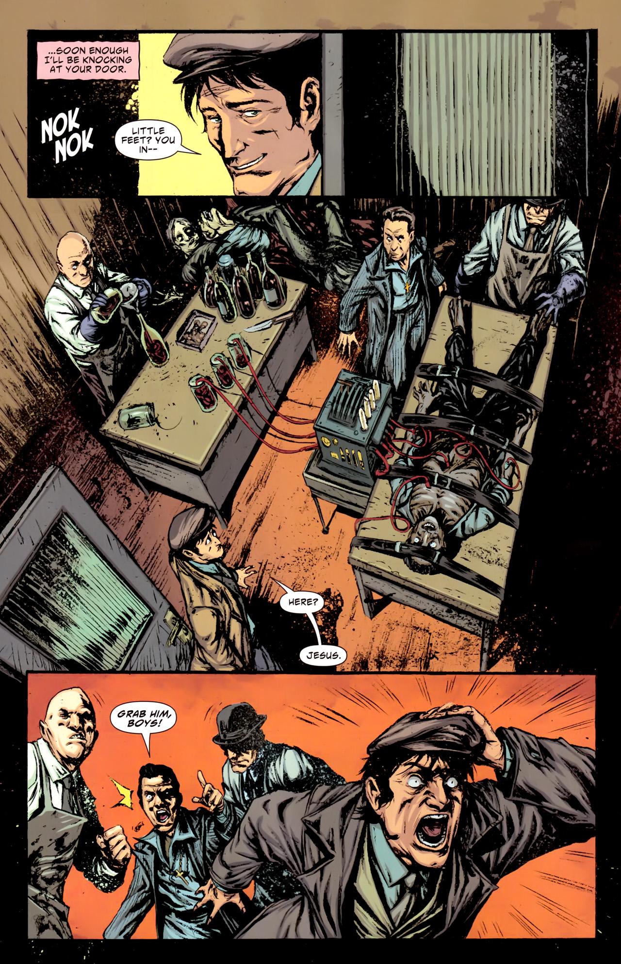Read online American Vampire comic -  Issue #10 - 21