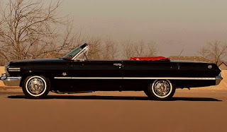 1963 Chevrolet Impala SS Convertible Side Left