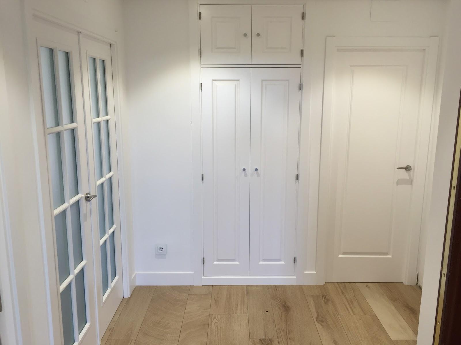 Puertas de interior lacadas karpinteria puertas - Puertas lacadas san rafael ...